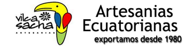 VILCA SACHA  Artesanias de Balsa Puyo Ecuador Desde 1980 exportando al mundo