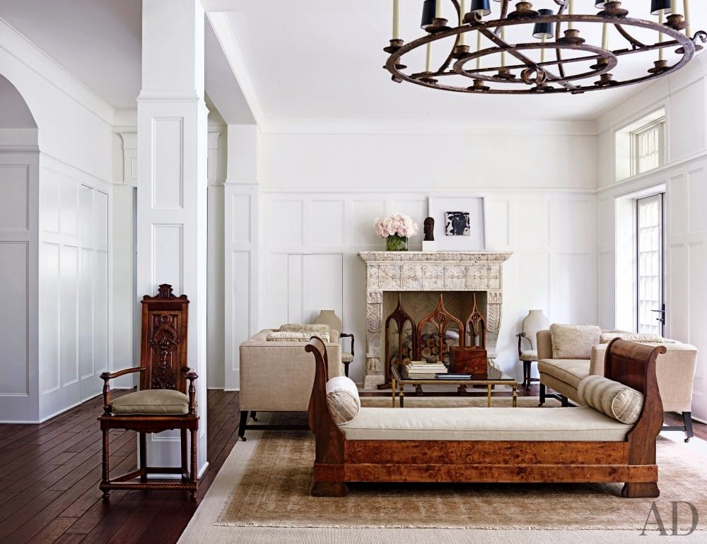Decor Inspiration The New Traditionalist Darryl Carter
