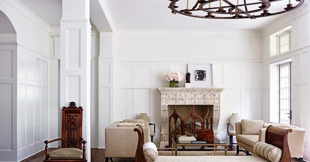 Decor Inspiration The New Traditionalist Darryl Carter Interior Designer Washington D C