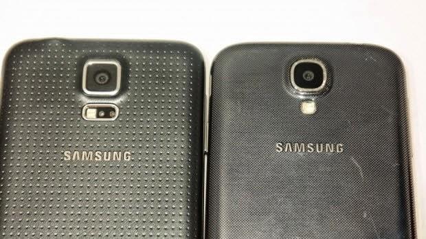 Samsung Galaxy S5 'i Güney Kore, reddetti nedenki?