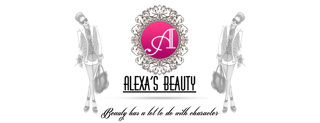 Alexa's beauty blog