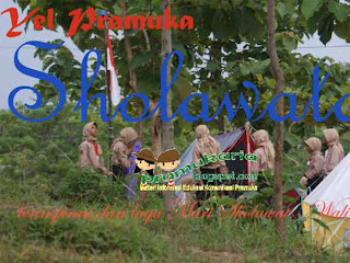 Yel Pramuka Sholawat Pramuka
