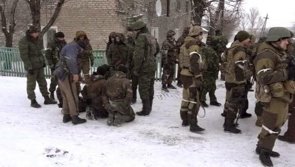 140 militari ucraini stati scambiati per 52 militanti di DNR e LNR