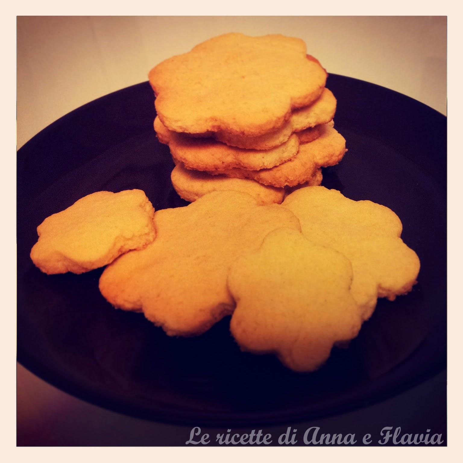 biscotti con farina di riso e cocco