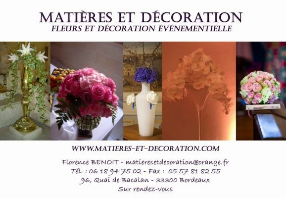 MATIERES ET DECORATION