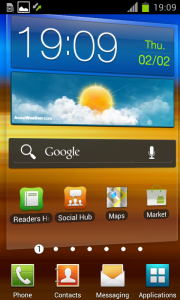 I9100XXLPB Galaxy S II Ice Cream Sandwich 4.0.3 SS3