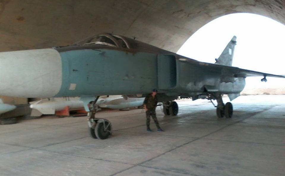 Syrian Armed Forces (Photos, Video) - Page 3 9321