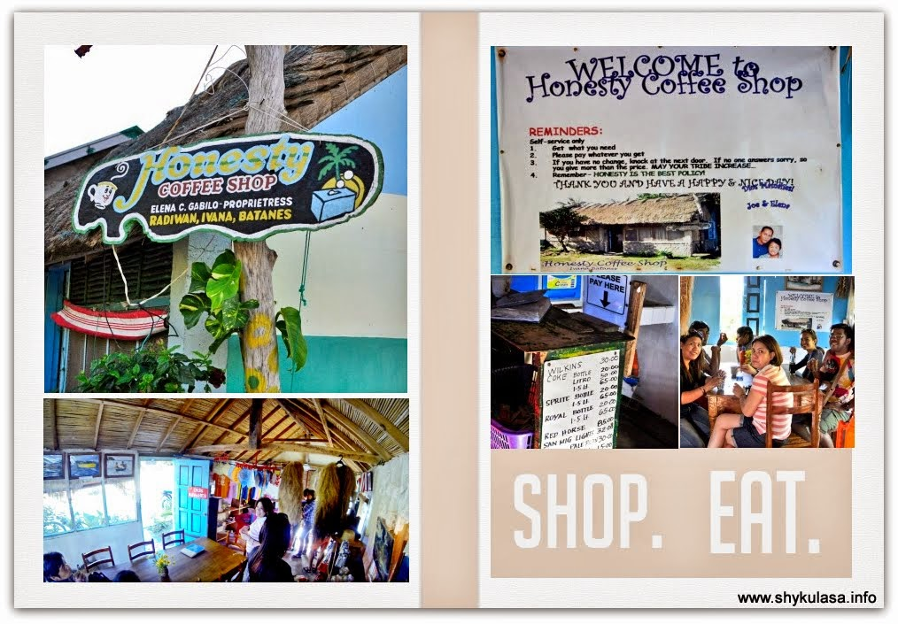 Honesty Coffee Shop, Batanes