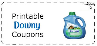 Downy Softener Coupons
