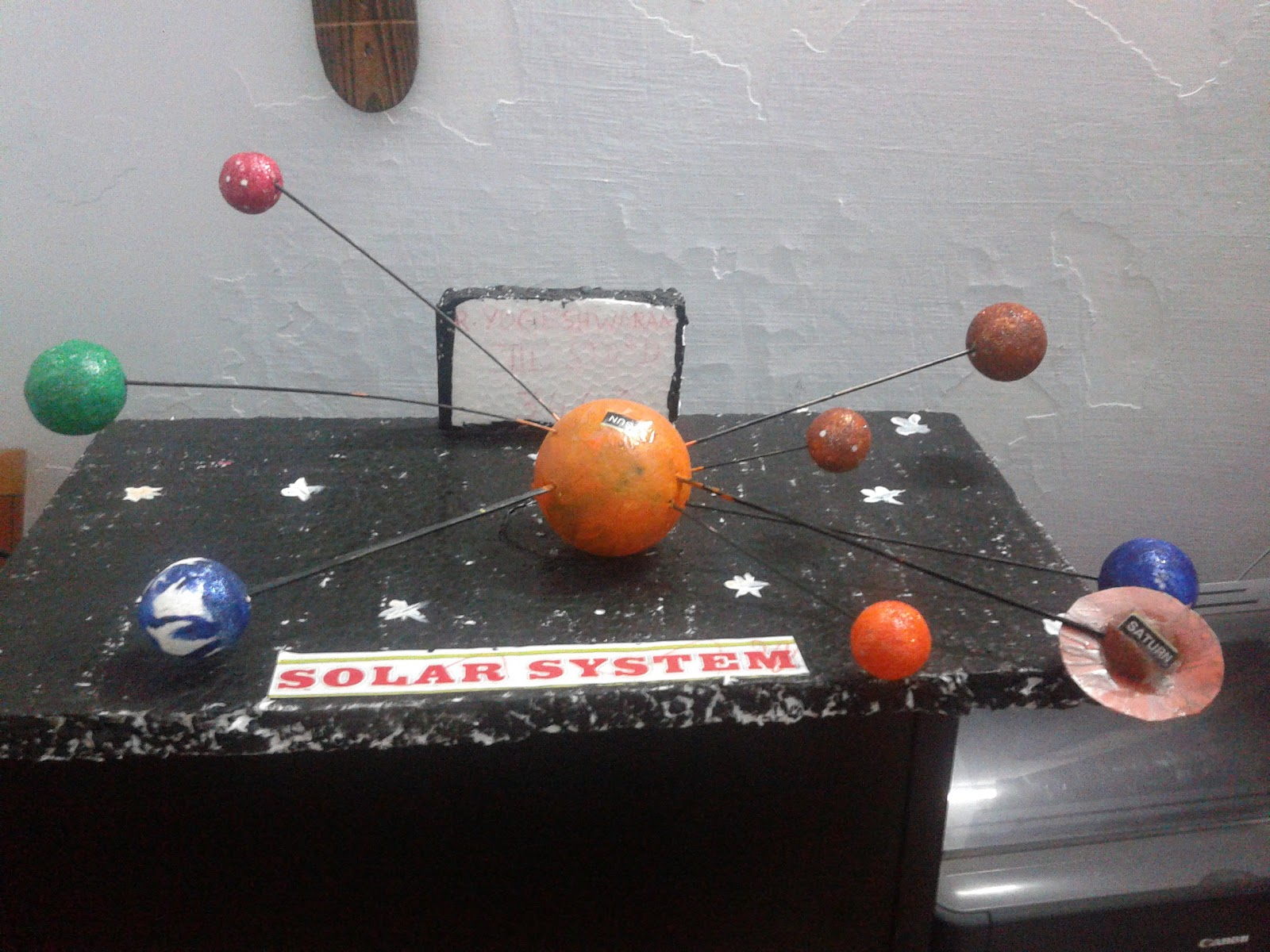 science solar system projects - photo #39