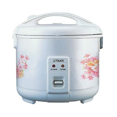 Resep makanan di rice cooker