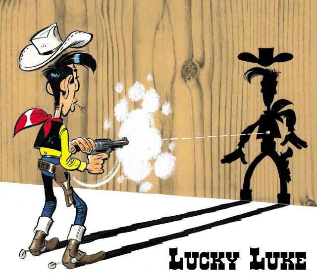 Lucky Luke - Verdens hurtigste pistol