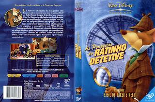 Assistir Filme As Peripecias Do Ratinho Detetive Dublado Online