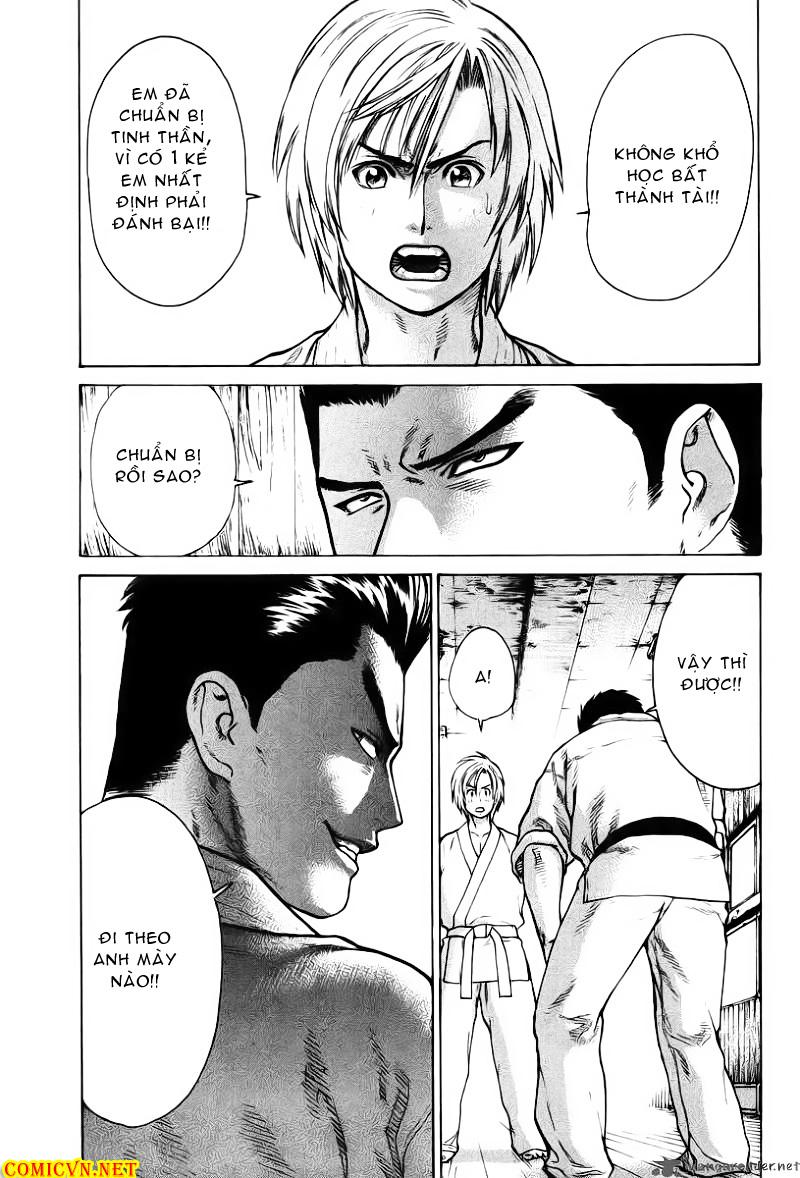 Karate Shoukoushi Kohinata Minoru chap 18 Trang 5
