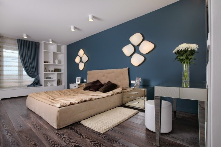 Colores relajantes para pintar dormitorio dormitorios - Paredes de colores decoracion ...