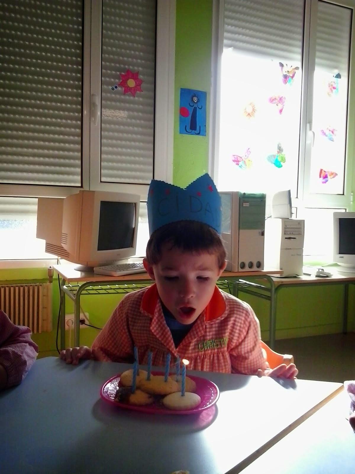Cumpleaños de Christian