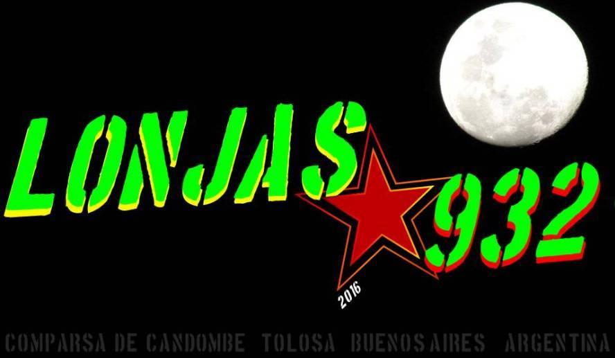 Lonjas 932 Comparsa Candombe afro-uruguayo de Tolosa - La Plata