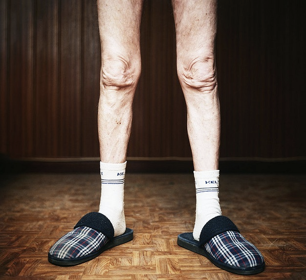 how to build up skinny legs at home