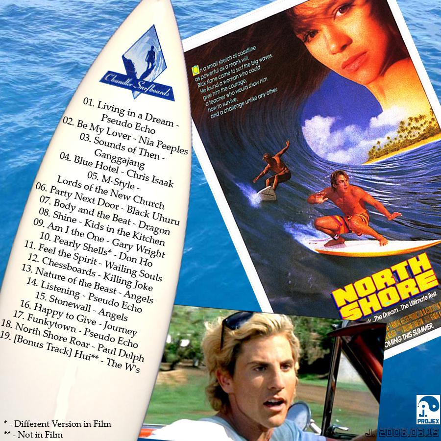 The J Projex 004 2 North Shore Soundtrack Hui O He E