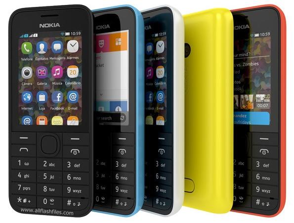 Nokia Asha 208 - YouTube