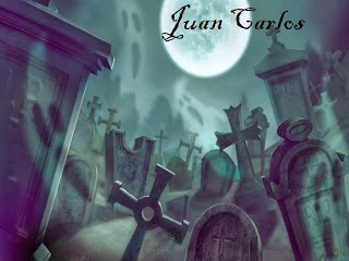 De cuando fuimos al cementerio con Charo y Mario