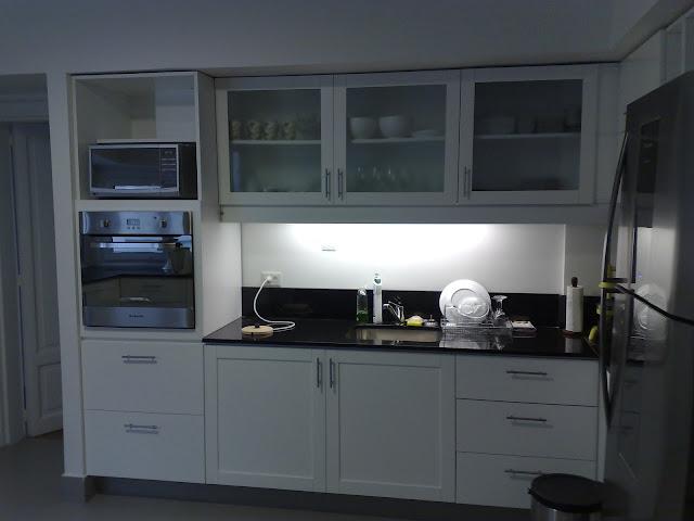 Amoblamientos cj amoblamiento de cocina laqueado - Amoblamiento de cocina ...