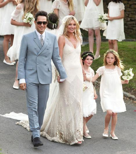 Vestidos de novia estilo kate moss