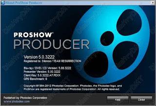 photodex proshow gold 5.0.3222 full+crack
