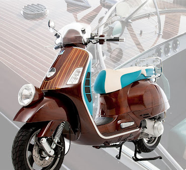 #6 Scooters Wallpaper