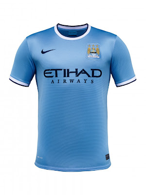 Jersey Manchester City Home