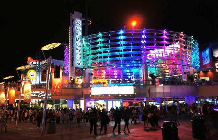 Hotels Near Universal Studios City Walk