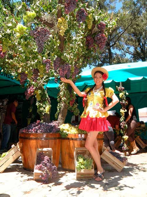 Más de 8.000 visitantes tuvo Uriondo por la Vendimia y Encuentro del Arte y el Vino