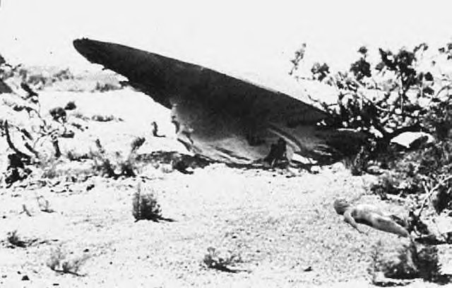ufo crash 1947 - photo #2