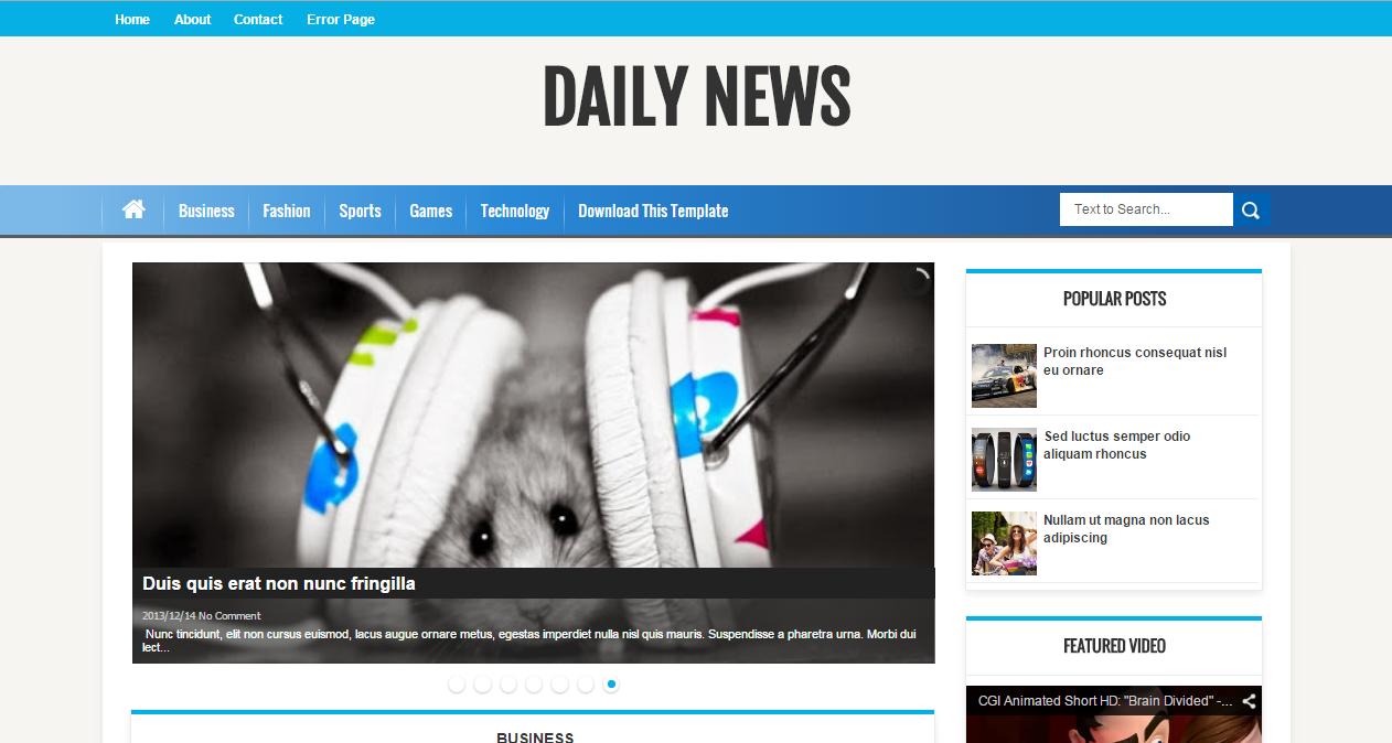 top 10 blogger magazine templates by soratemplates design devta