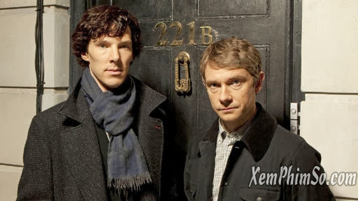Thám Tử Sherlock 1 xemphimso holmes and watson