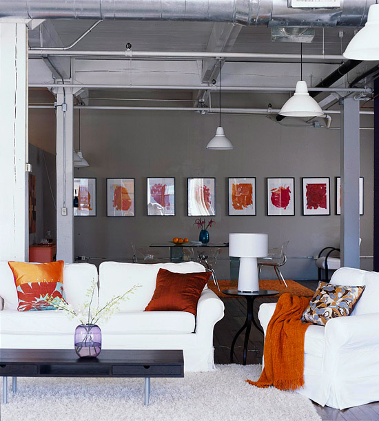 Modern furniture fresh living rooms decorating ideas 2011 for Living room ideas urban