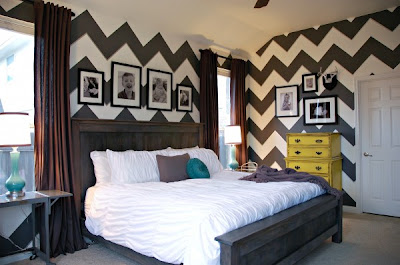 little inspirations black and white color. Black Bedroom Furniture Sets. Home Design Ideas