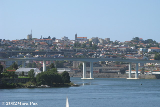 Ponte do Freixo, no Porto