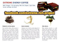 Extreme Energy Coffee