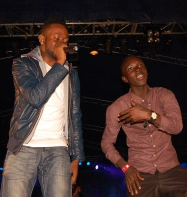 Singer J Martins Stuns 18 Year Old Fan With $10,000 Wristwatch