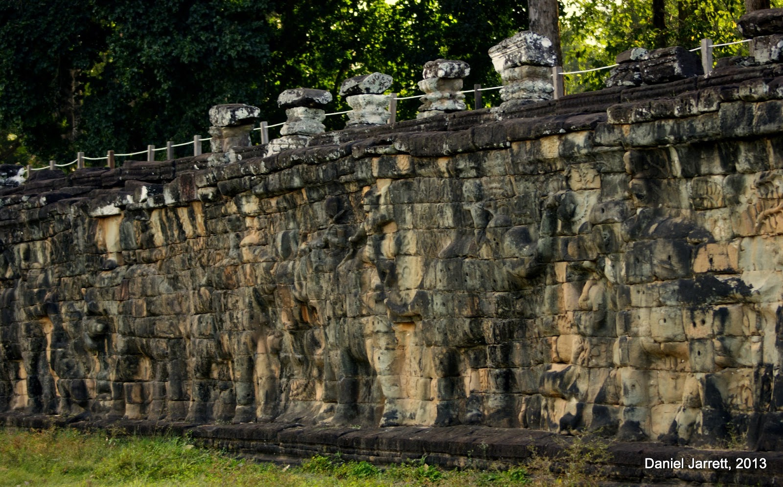 Terraces of Angkor Thom