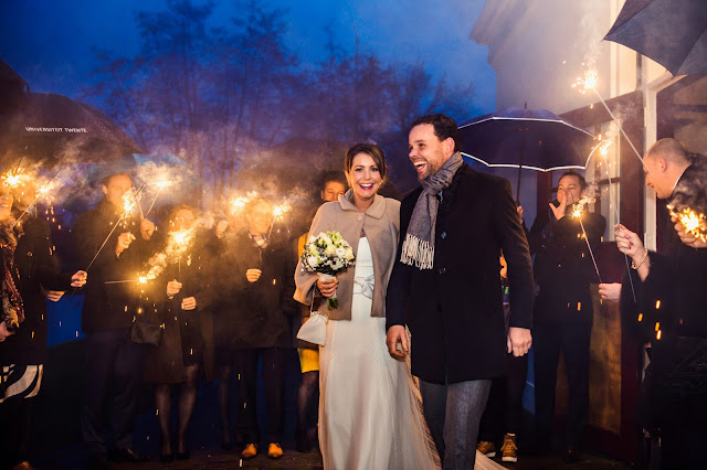 Meer winterbruiloft inspiratie! (real wedding)