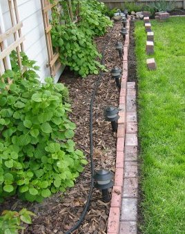 Brick Border Edging1