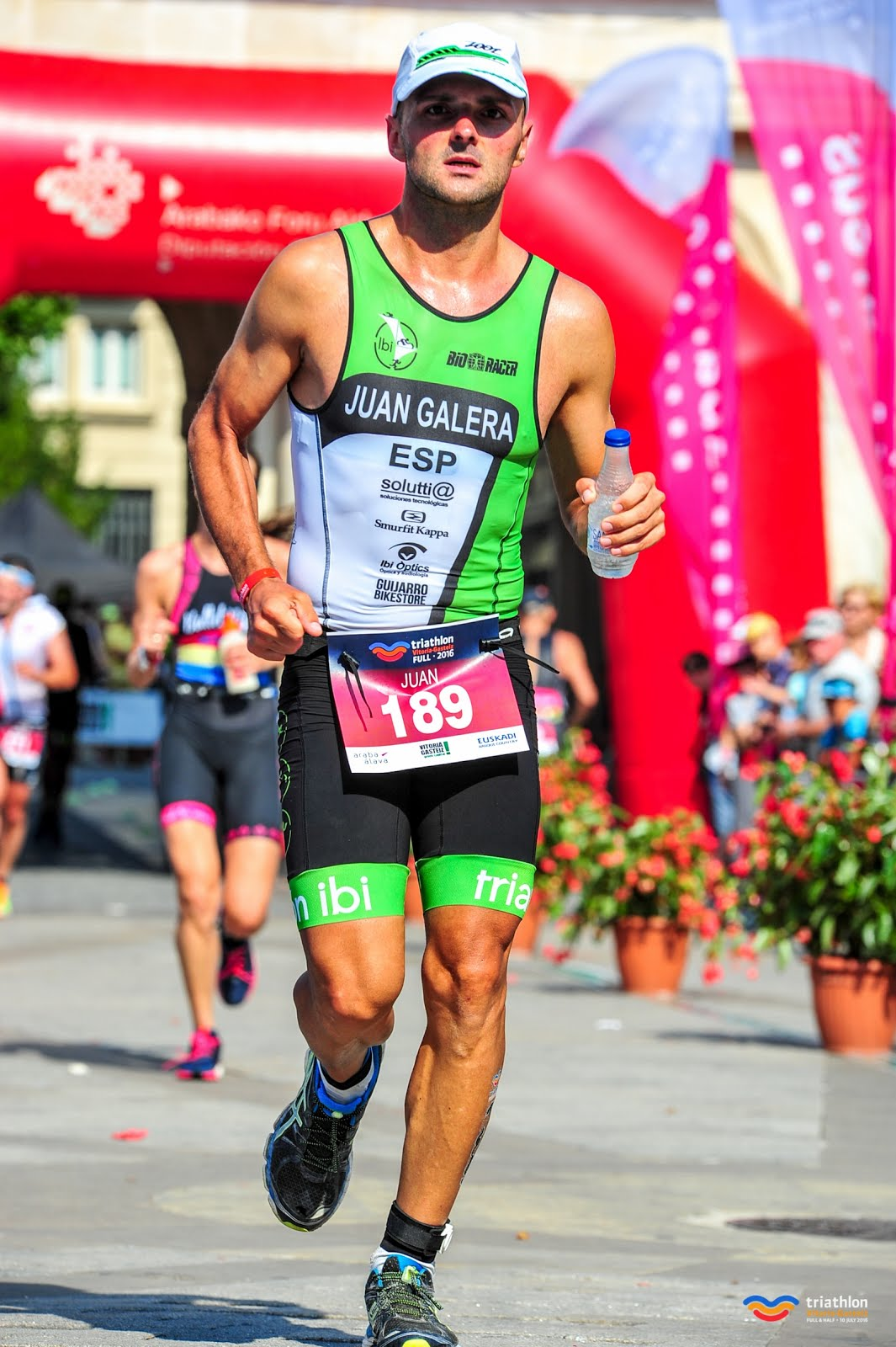 Ironman Vitoria 2016