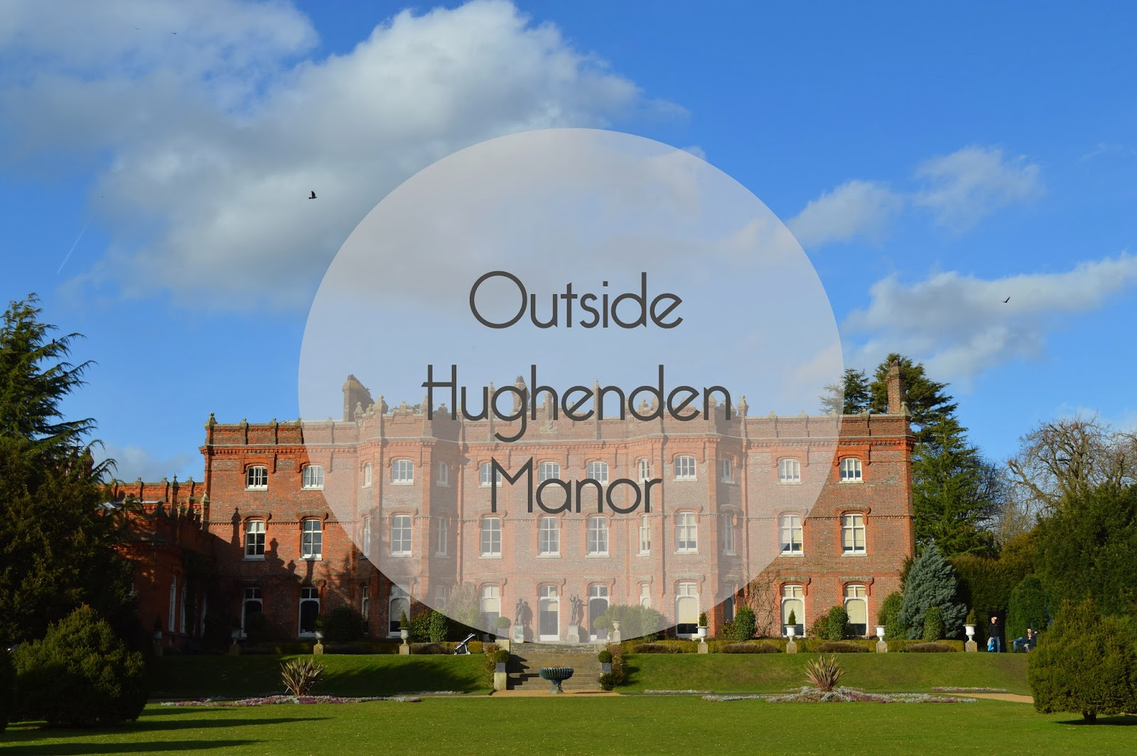 photo, photography, Feburary, old building, architecture, Hughenden Manor, National Trust, visit, day trip, UK, Buckinghamshire, Victorian, 18th century, country house, gardens, woodland, Prime Minister, Benjamin Disraeli