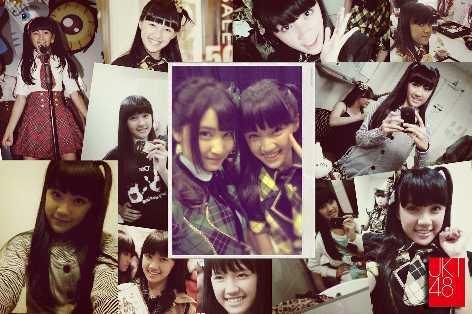 Wallpaper JKT48 Foto