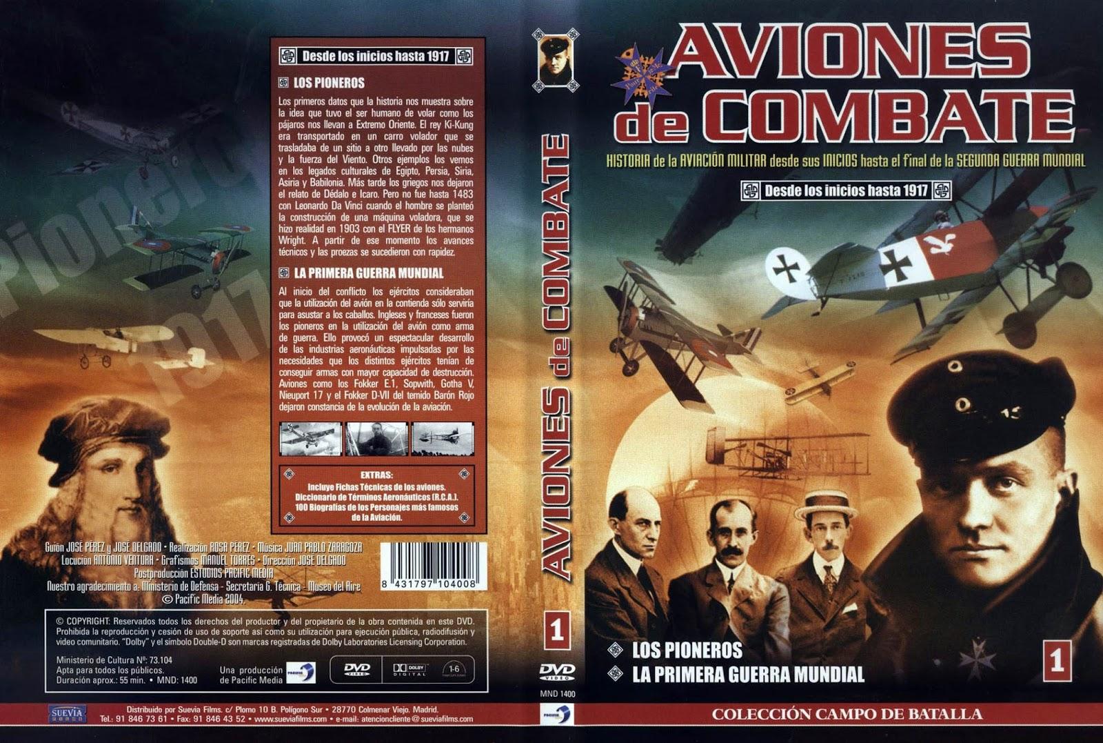 Capitulos de: Aviones de combate