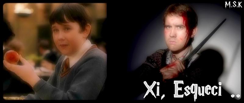 Xi, Esqueci !
