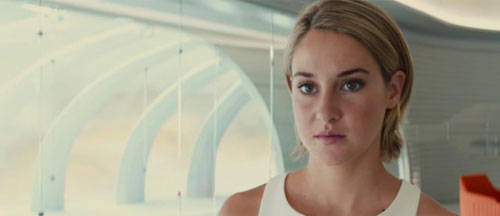 The Divergent Series: Allegiant Teaser Trailer and Posters