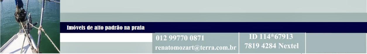 Renato Mozart Imóveis Locação